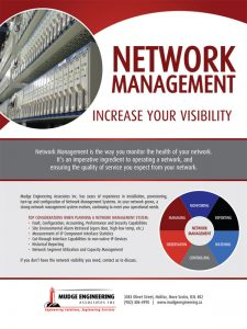 Mudge Engineering Network Management